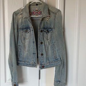 American Eagle Outfitters Vintage Denim Jacket